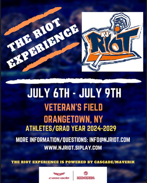 Riot Experience July 2020