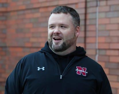 Coach Justin Henry